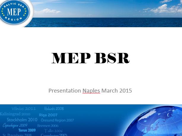 MEP BSR